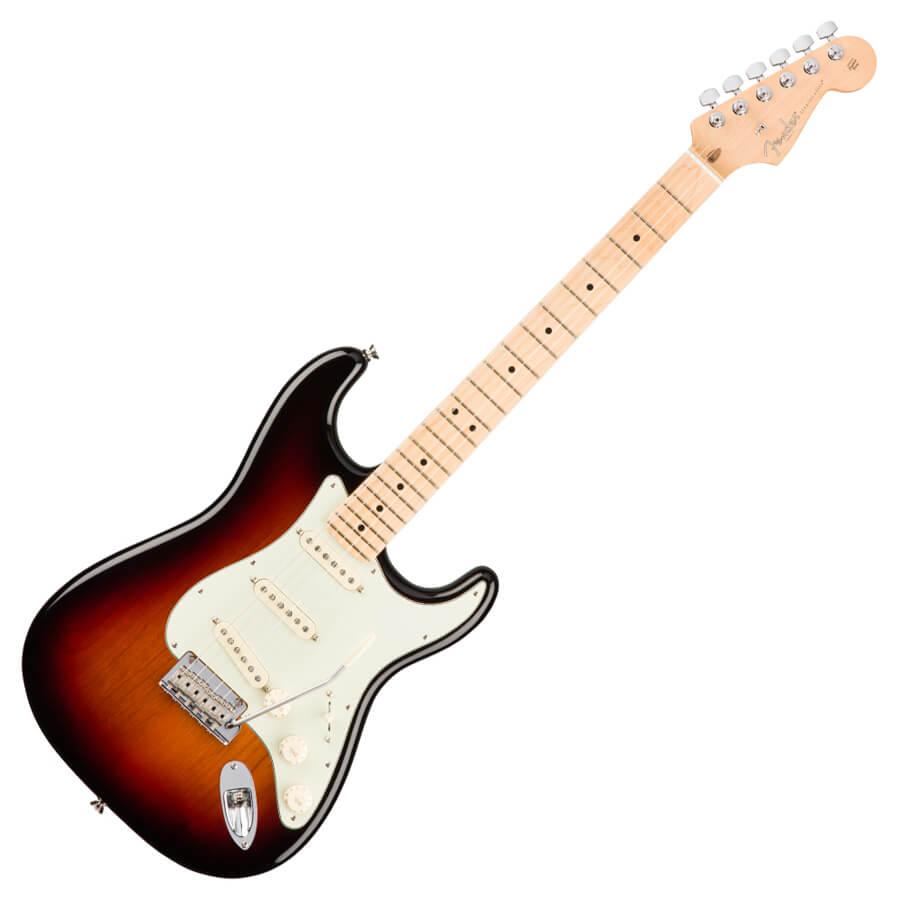 fender american professional stratocaster mn 3 tone sunburst rich tone music. Black Bedroom Furniture Sets. Home Design Ideas