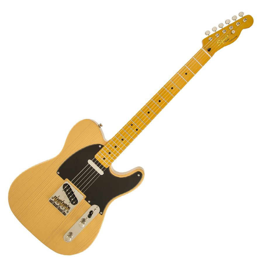 squier classic vibe 50s telecaster mn butterscotch blonde rich tone music. Black Bedroom Furniture Sets. Home Design Ideas