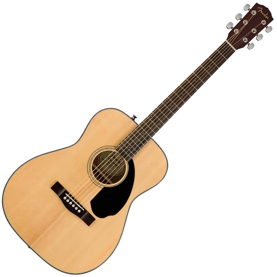fender cc 60s natural acoustic guitar rich tone music. Black Bedroom Furniture Sets. Home Design Ideas