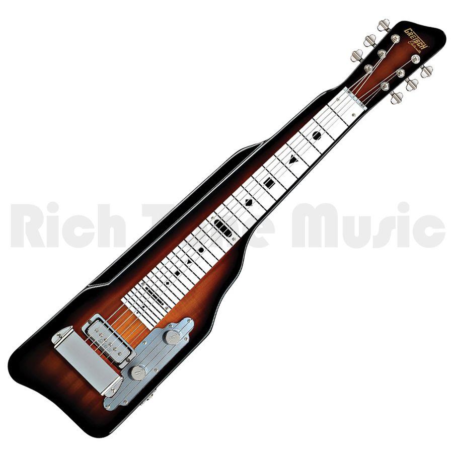 gretsch g5700 lap steel guitar tobacco rich tone music. Black Bedroom Furniture Sets. Home Design Ideas