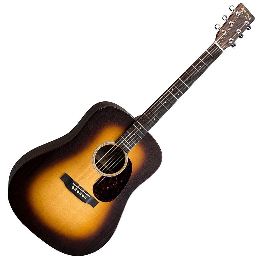Martin X Series Dx1ae Macassar Burst Acoustic Guitar
