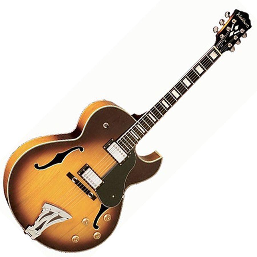 washburn j3 electric guitar tobacco sunburst rich tone music. Black Bedroom Furniture Sets. Home Design Ideas