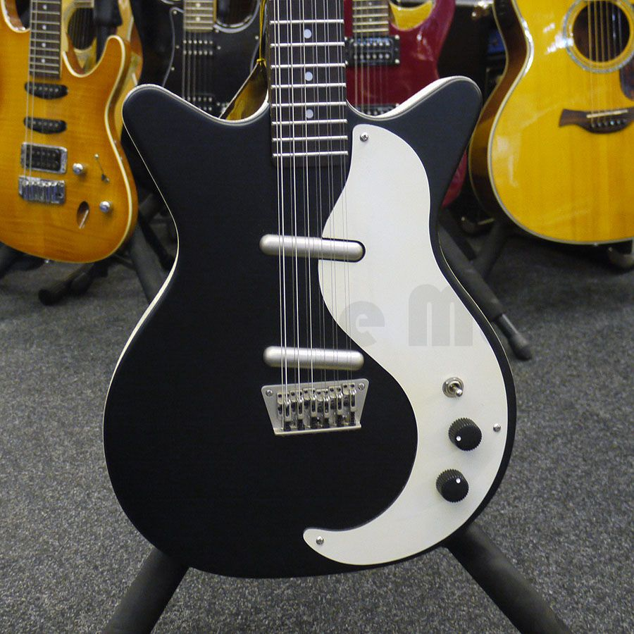 danelectro dc59 12 string electric guitar 2nd hand rich tone music. Black Bedroom Furniture Sets. Home Design Ideas