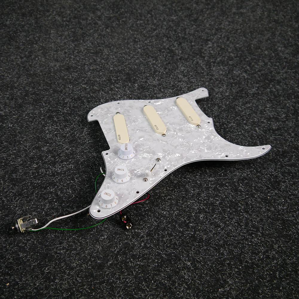 EMG DG20 David Gilmour Set of Pickups & Pickguard - 2nd Hand