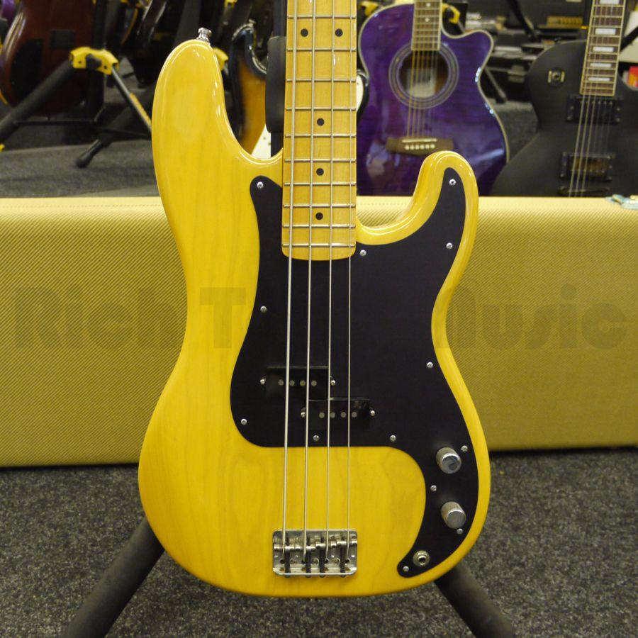 Fender 50th Anniversary Precision Bass Case 2nd Hand Rich Tone Accurate Control