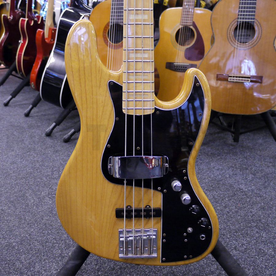 Fender Marcus Miller Jazz Bass Made In Japan 2nd Hand