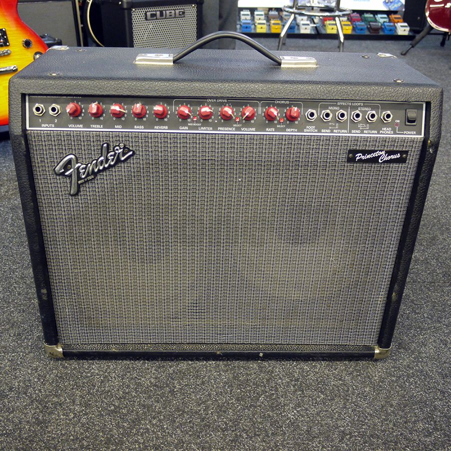 Fender Princeton Chorus 125 Watt Amplifier - 2nd Hand