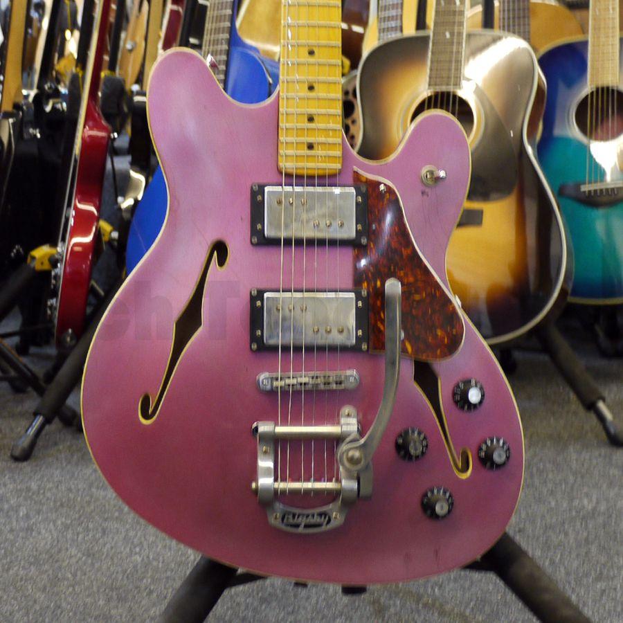 Fender Starcaster Custom Relic Paintjob W B5 Bigsby 2nd