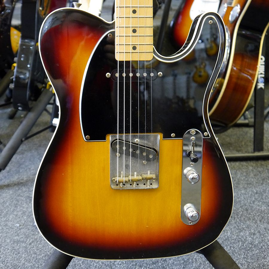 Terrific Fender Jerry Donahue Telecaster Sunburst Made In Japan 2Nd Wiring Digital Resources Cettecompassionincorg