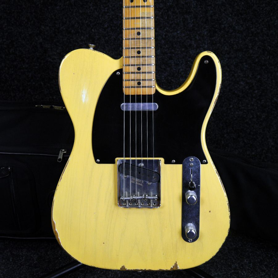 e5986d4fead Fender Road Worn 50s Telecaster - Blonde w/ Soft Case - 2nd Hand | Rich  Tone Music