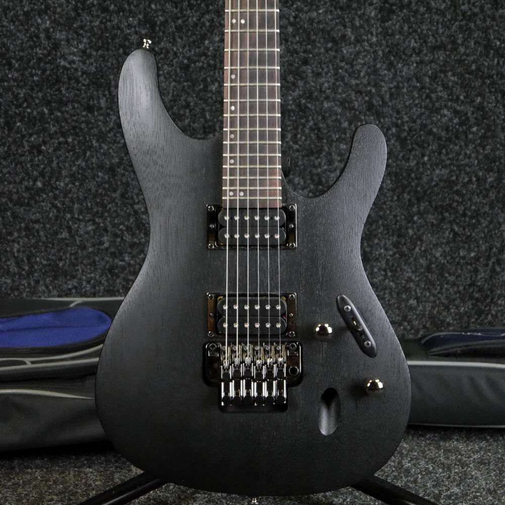 Ibanez S Standard S520 - Weathered Black w/Gig Bag - 2nd Hand | Rich ...
