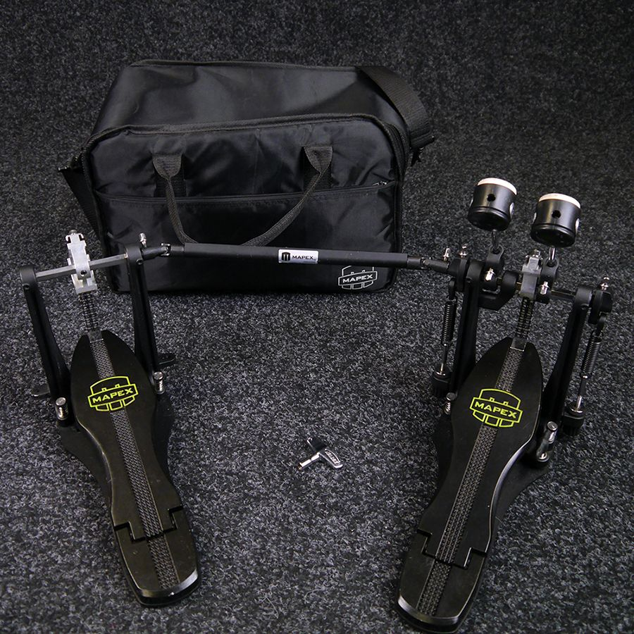 NEW Mapex Armory Double Bass Drum Pedal