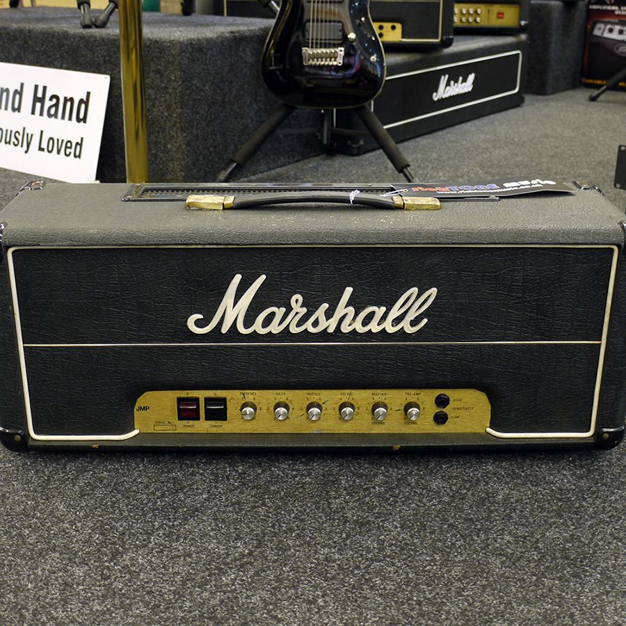 Marshall JMP MkII 2203 Master Lead 100w Amp Head - 2nd Hand