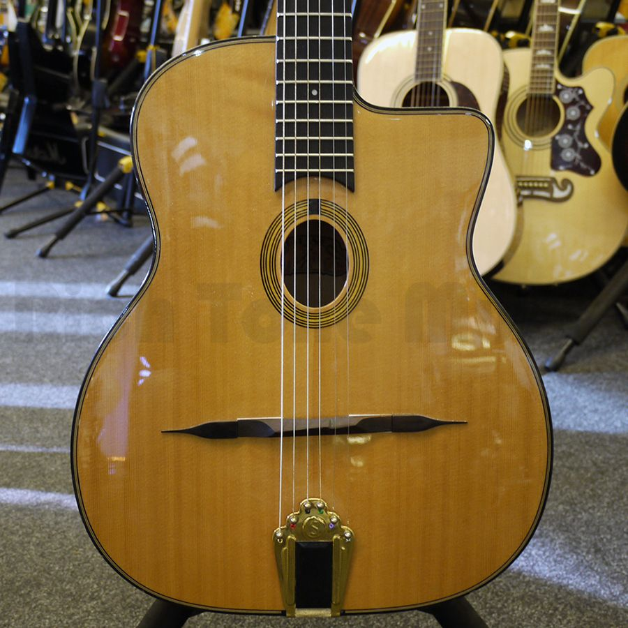 Gitane Dg250m Gypsy Jazz Guitar 2nd Hand Rich Tone Music