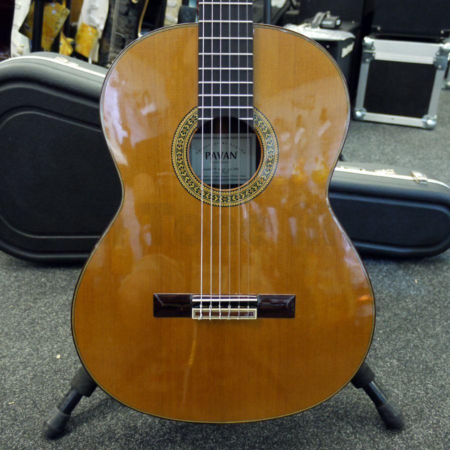 e4f3812c9a7 Pavan TP-30-64 Spanish Classical Guitar w/ Hard Case - 2nd Hand | Rich Tone  Music