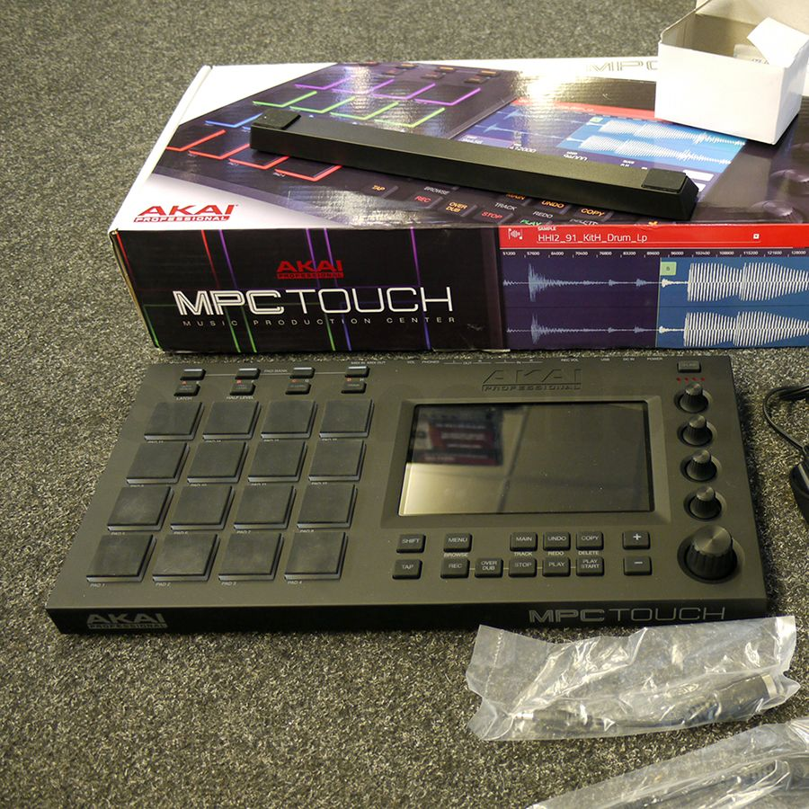 Akai MPC Touch w/ Box - 2nd Hand