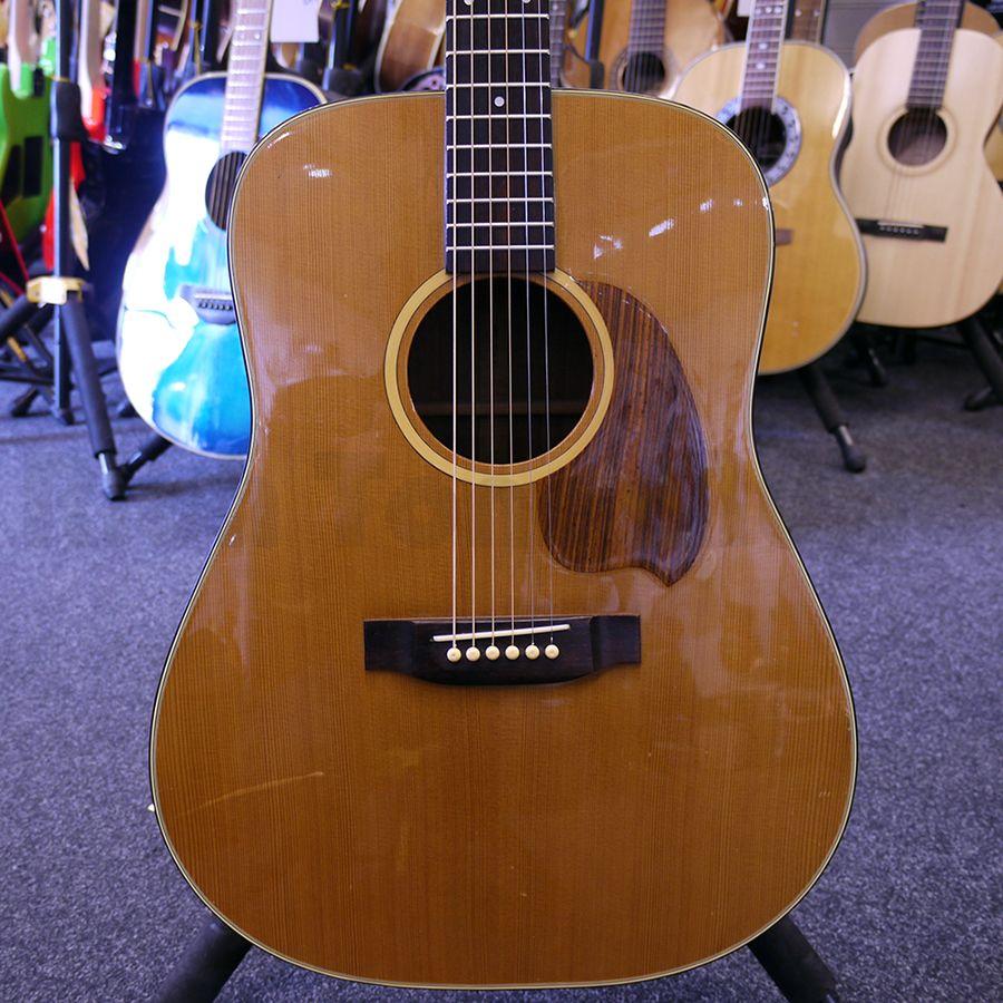 Daion Japan 1983 Mugen Mark 1 Acoustic Guitar 2nd Hand