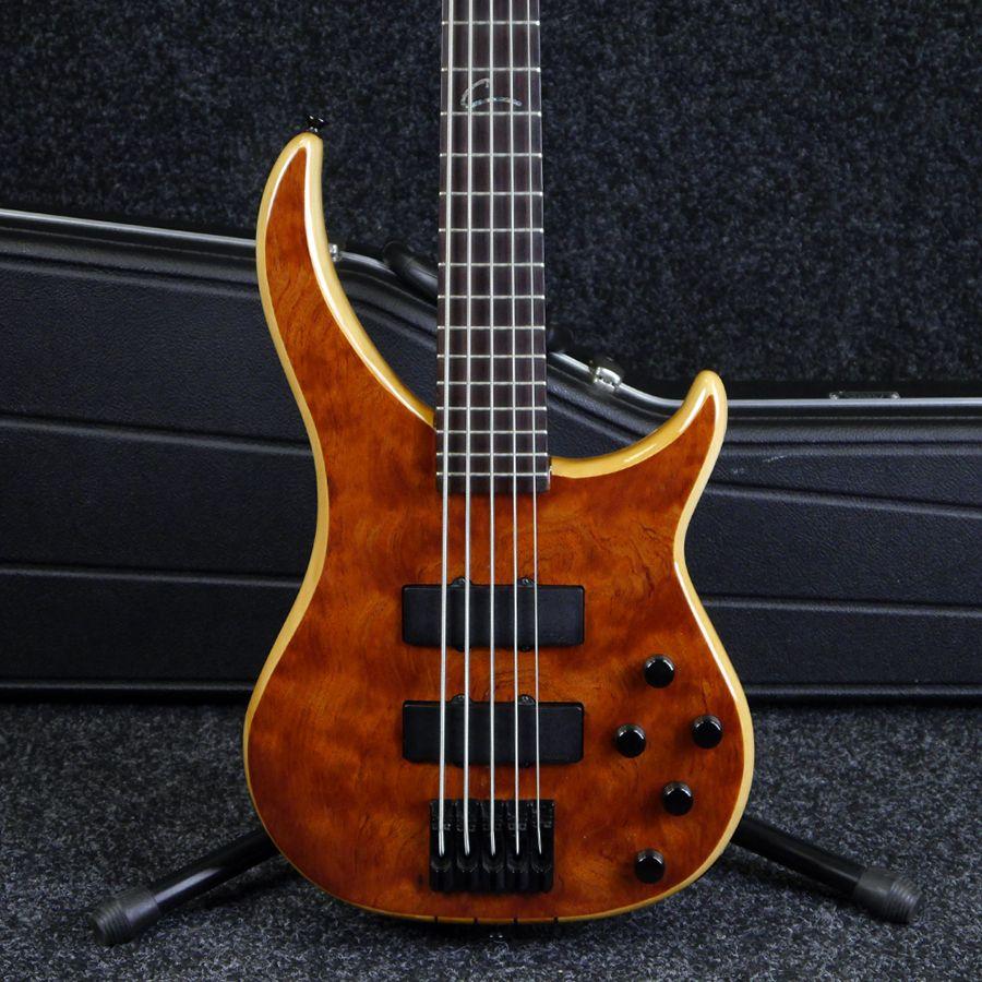 Peavey Bass Rich Wiring Diagrams Guitar Diagram Cirrus Bxp 5 String W Case 2nd Hand