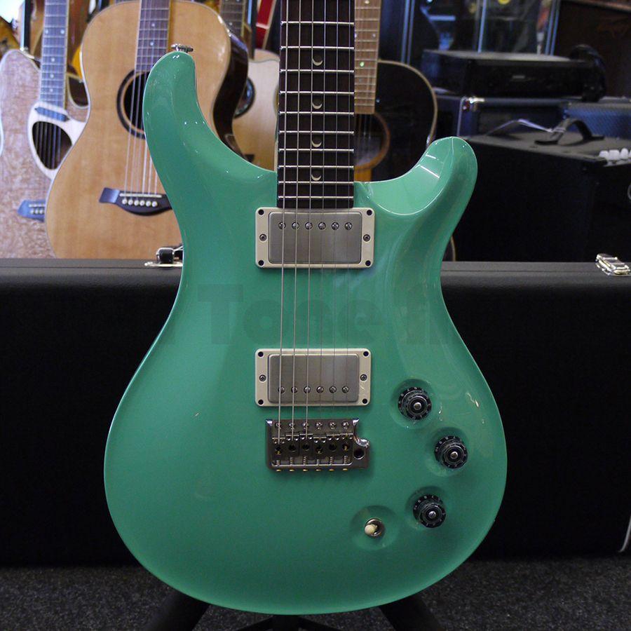 prs dgt standard sea foam green electric guitar 2nd hand rich tone music. Black Bedroom Furniture Sets. Home Design Ideas