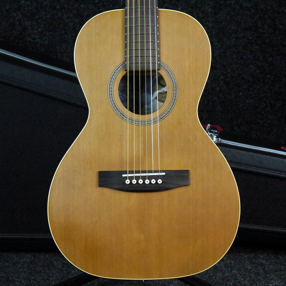 c8d0a1ff7e9 Seagull S Series Grand' Parlour Guitar - Natural w/Hard Case - 2nd Hand |  Rich Tone Music