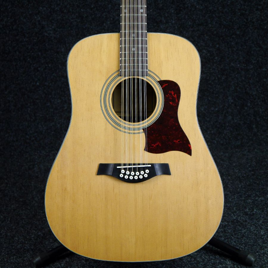 tanglewood tw1200 12 string acoustic guitar 2nd hand rich tone music. Black Bedroom Furniture Sets. Home Design Ideas