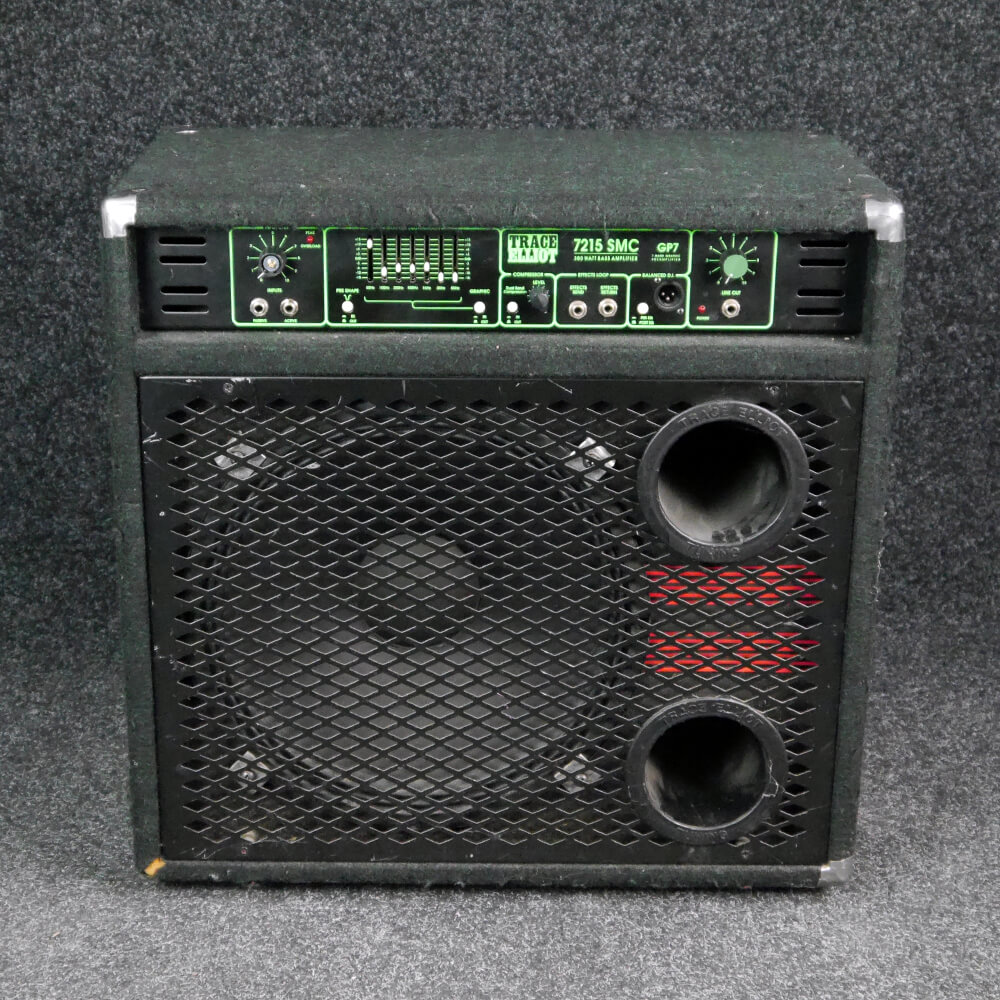 Trace Elliot 7215 Smc Bass Combo 2nd Hand Collection