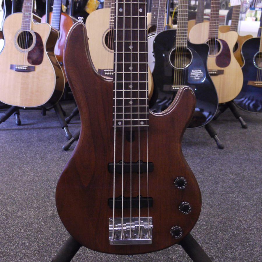 Yamaha Bbn5 5 String Bass Guitar 2nd Hand Rich Tone Music