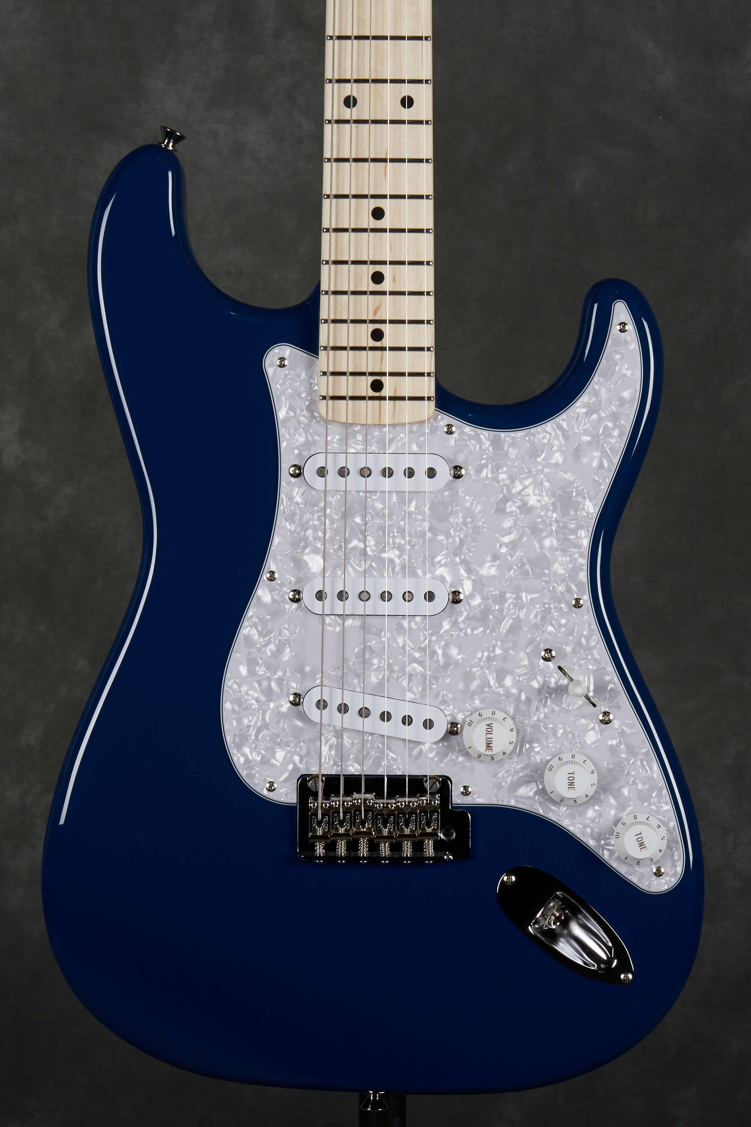Fender Made in Japan Hybrid Stratocaster - MN - Indigo