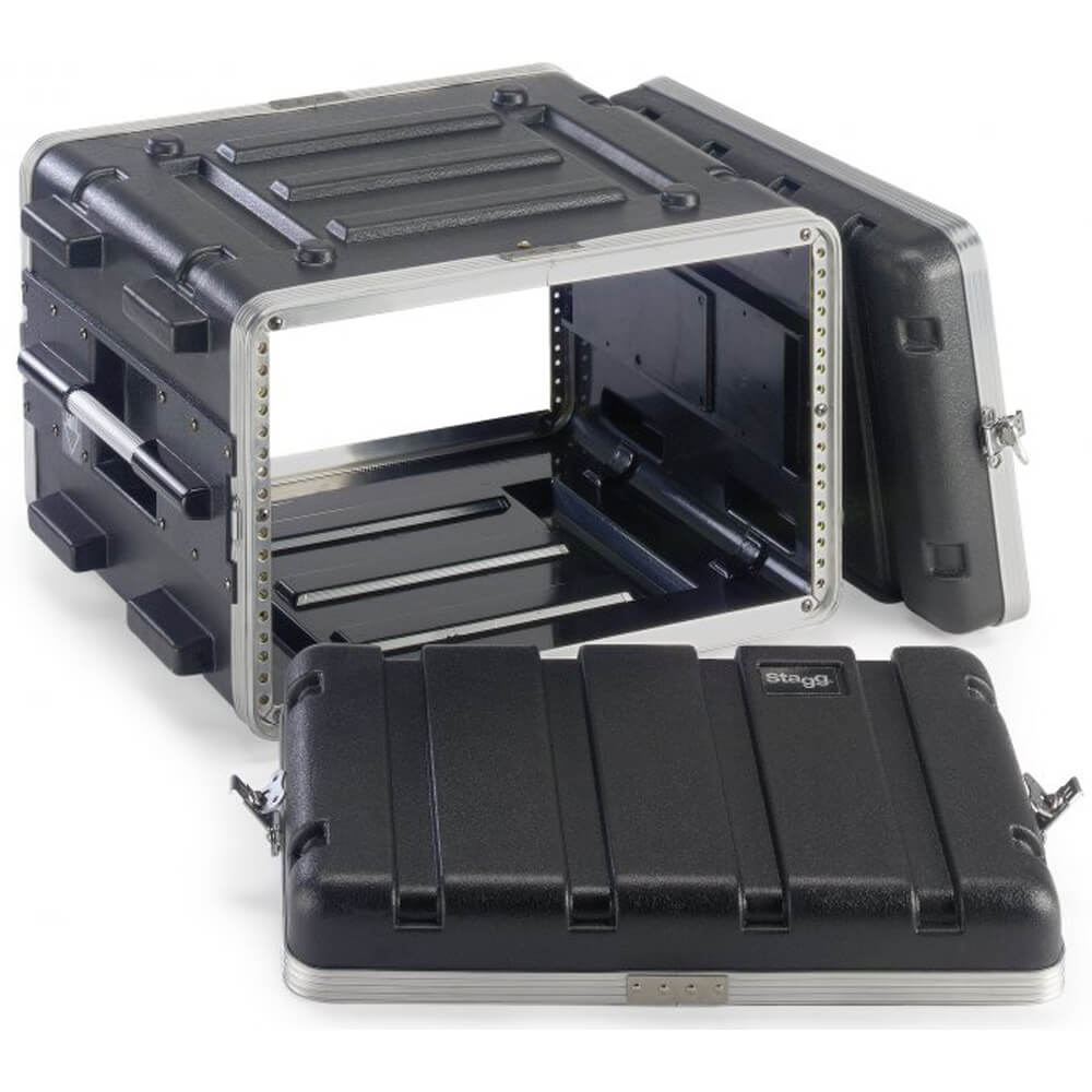 Stagg ABS-6U Abs Case For 6-Unit Rack