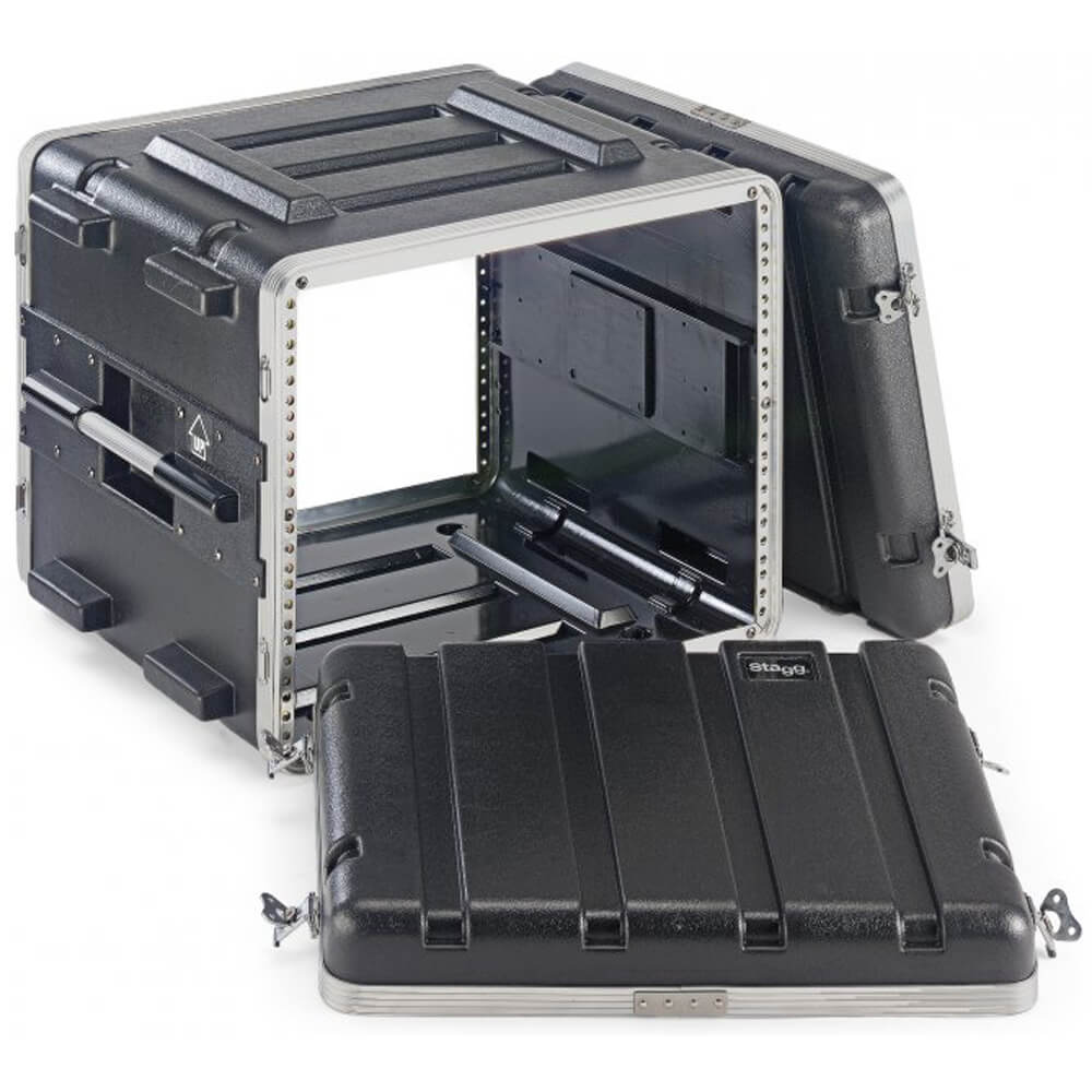 Stagg ABS-8U ABS Case For 8-Unit Rack