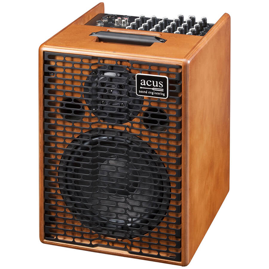 Acus Oneforstrings 8 Acoustic Amp - Wood