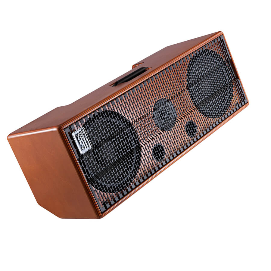 Acus Ext 350W Add On For Stage 350 Wood