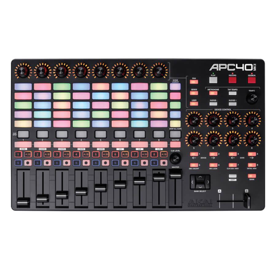 Akai APC40MK2 Ableton Performance Controller