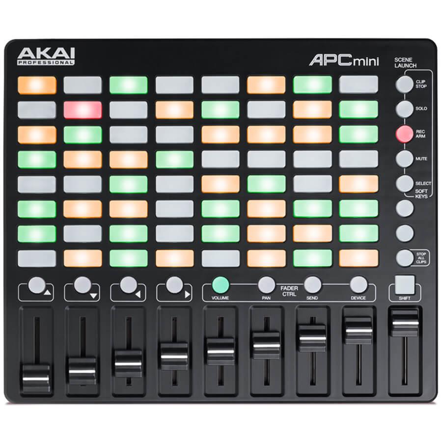 Akai Matrix MIDI Controllers   Rich Tone Music