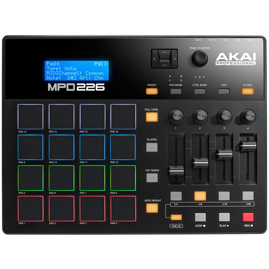Akai MPD 226 Controller