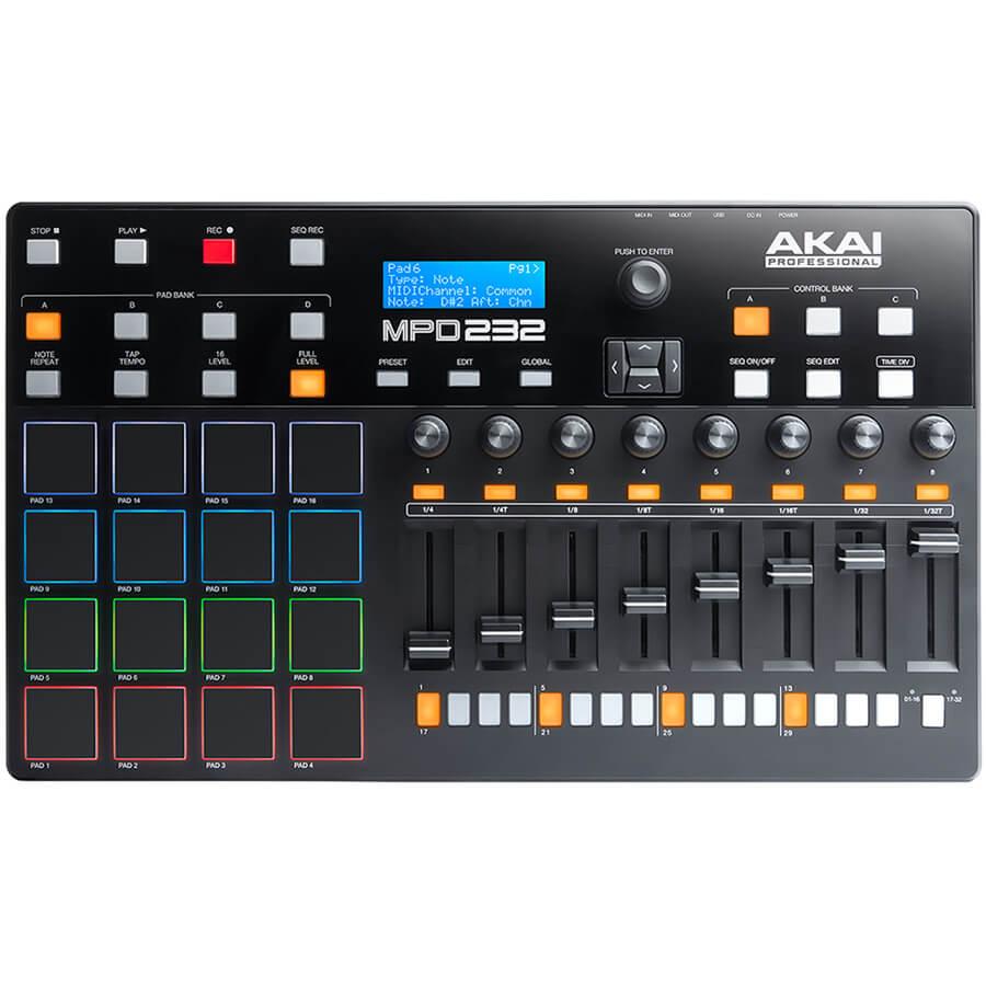 Akai MPD 232 Controller
