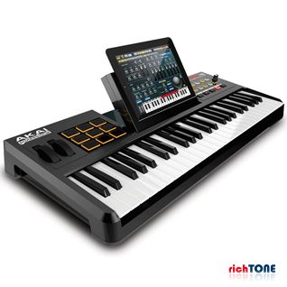 Akai Synthstation49 Keyboard Controller for iPad