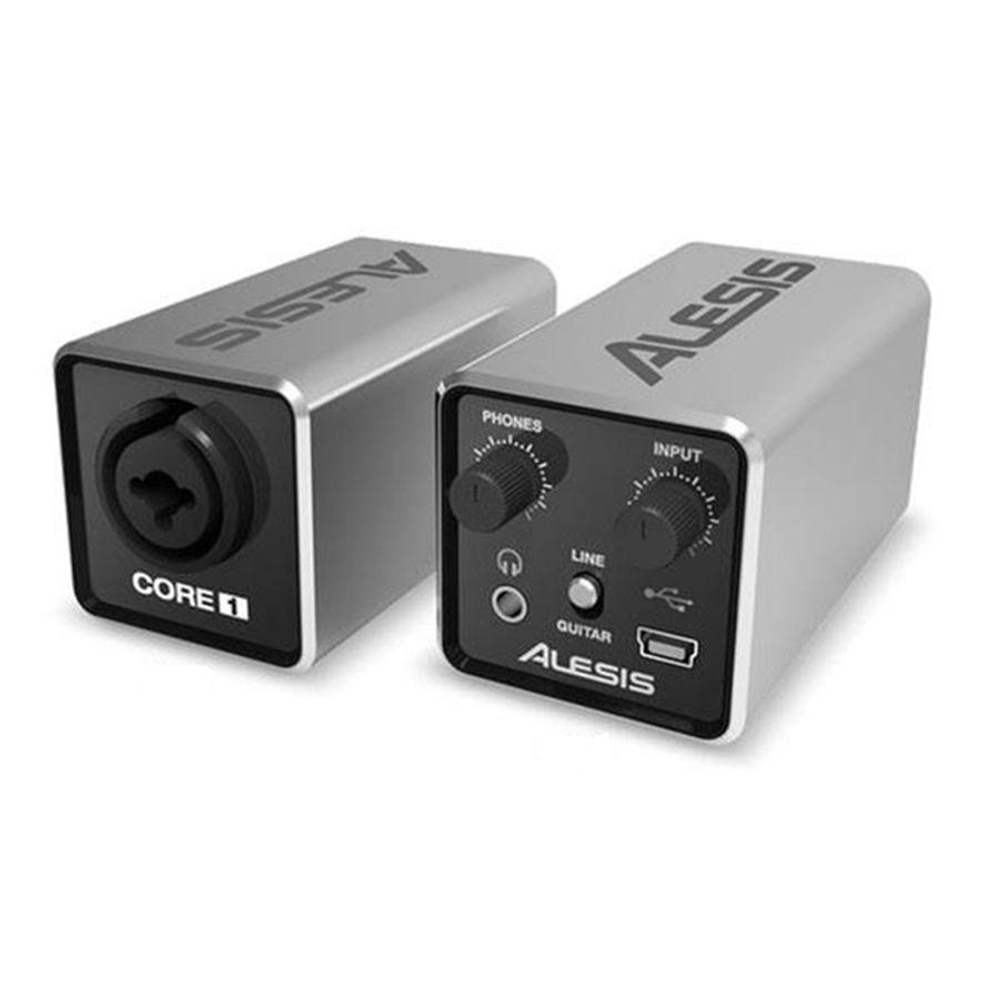 Alesis Core 1 - Inline USB Audio Interface