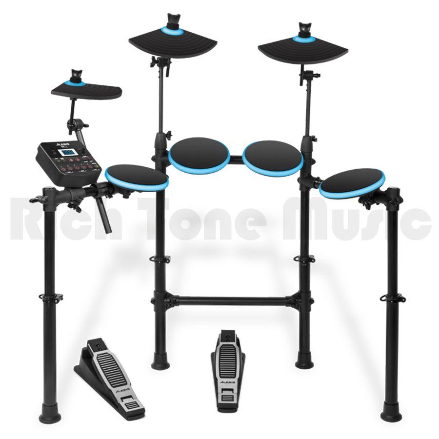 Alesis Dm Lite Kit - Electronic Drumset w/ Portable Folding Rack