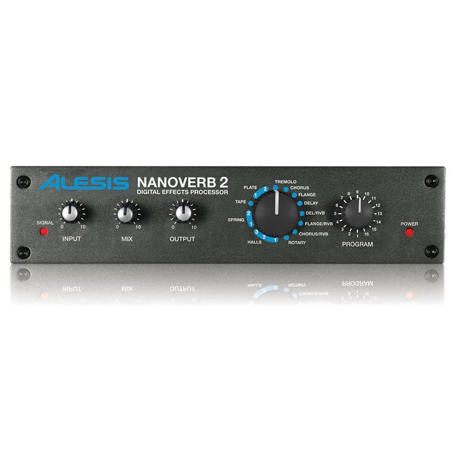 Alesis Nanoverb 2 - Digital Effects Processor