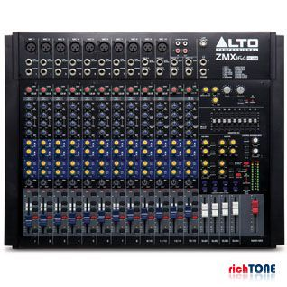 Alto Zephyr ZMX164FXUSB Compact Mixer and Audio Interface