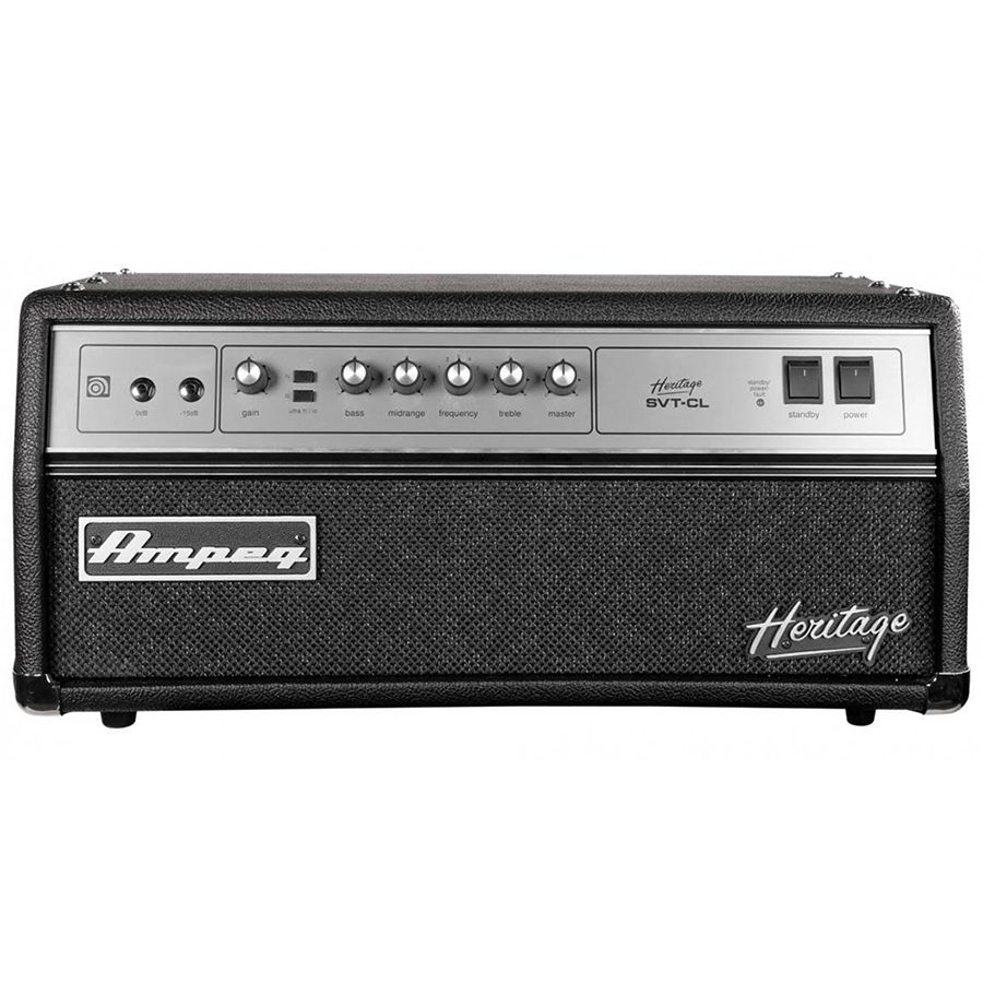 Ampeg SVT-CL Heritage Bass Amplifier Head