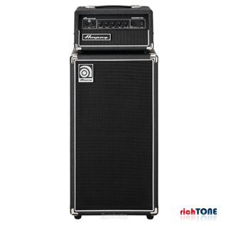 Ampeg Micro CL Stack Bass Amp Head and Cab