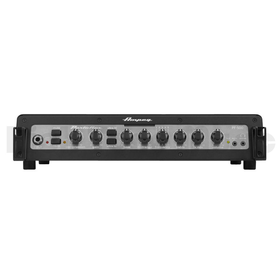 ampeg pf 500 bass guitar amp head rich tone music. Black Bedroom Furniture Sets. Home Design Ideas