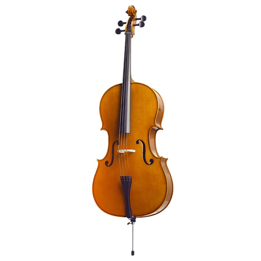 Andreas Zeller Standard Cello, 1/2 Size