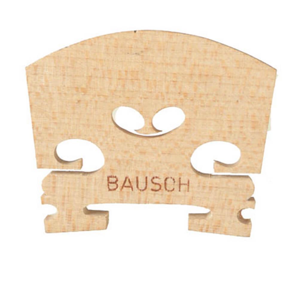 Bausch Violin Bridge Unfitted 4/4