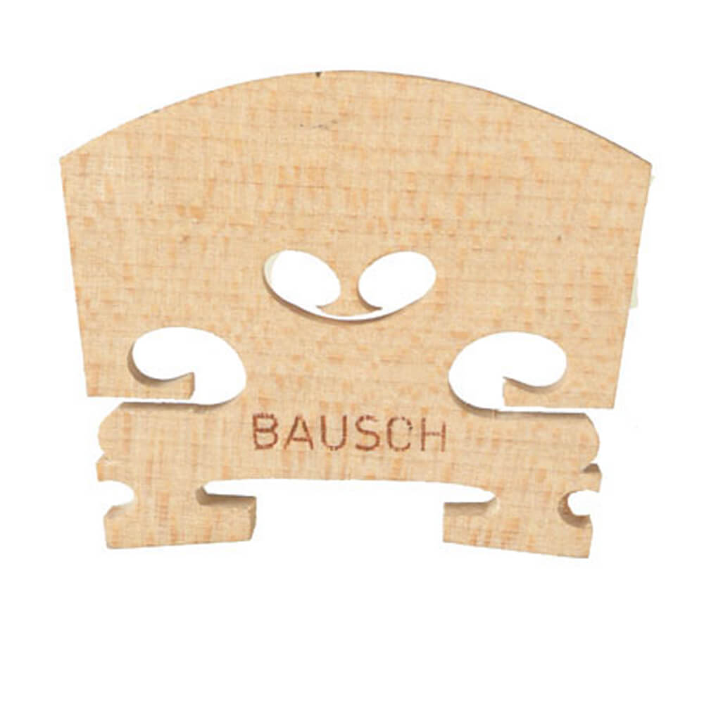 Bausch Violin Bridge Unfitted 1/16