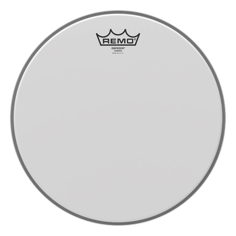 Remo BE-0112-00 12″ Emperor Coated Tom/ Snare Head