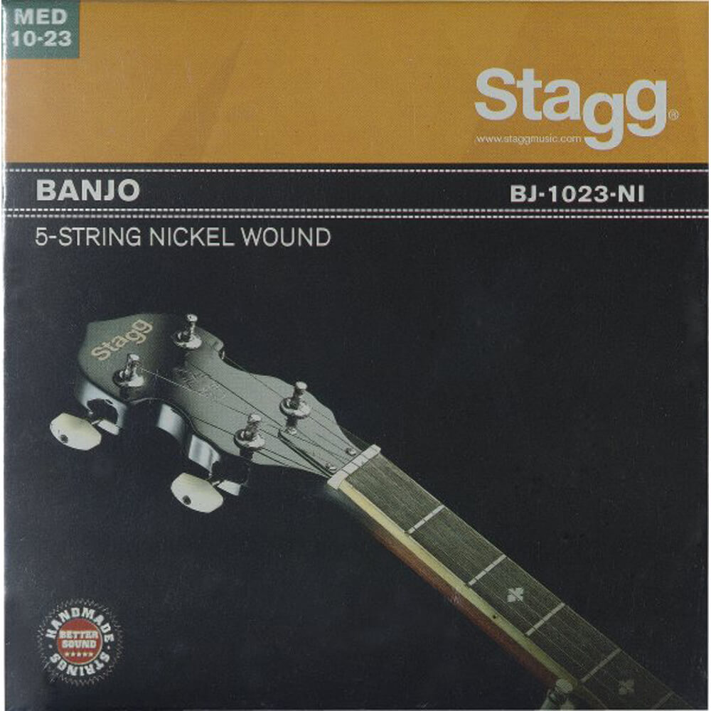 Stagg BJ-1023-NI Set Of Nickel Strings For 5-String Banjo