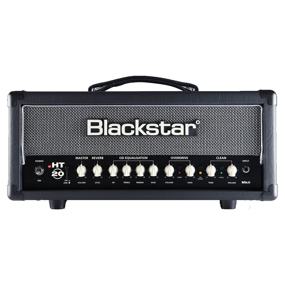 Blackstar HT-20R MkII 20 Watt Valve Amp Head with Reverb